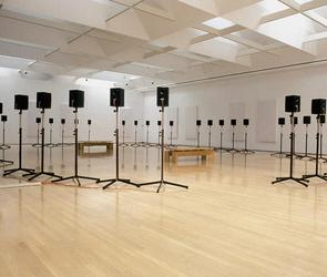"Janet Cardiff's ""The Forty Part Motet"" at the High Museum"