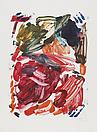Josh Smith Untitled, 2010 Monotype 30 x 22 ½ inches JS116