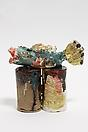 Josh Smith Untitled, 2013 Detail Ceramic sculptures; set of 34  Dimensions variable JSRG132