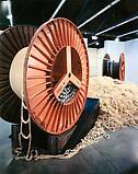 Janine Antoni Installation view Luhring Augustine, 2003