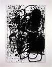 Christopher Wool Untitled,2005 Enamel on linen 78 X 60 inches  (198.12 X 152.4 cm)