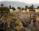 Joel Sternfeld <i>After A Flash Flood, Rancho Mirage, California 1979</i> from <i>American Prospects</i> Digital c-print Edition of 10 with 2 artist's proofs Image size: 42 x 52 1/2 inches Paper size: 48 x 58 1/2 inches