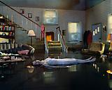 Gregory Crewdson Untitled (Ophelia), 2001 Digital C-print Edition of 10 and 3 artist's proofs 50 x 60 inches  (127 x 152.4 cm)