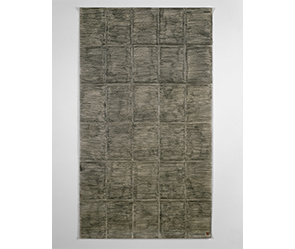 "Zarina in ""Apparitions: Frottages and Rubbings from 1860 to Now"" at the Hammer"