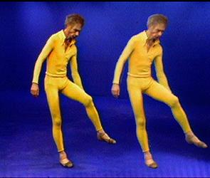 "Charles Atlas in ""Cunningham by Chance"""