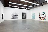 Jeff Elrod <i>Rabbit Ears</i> March 8 - April 12, 2014 Installation view, Luhring Augustine, New York