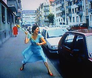 Pipilotti Rist in <i>Damage Control: Art and Destruction Since 1950</i>
