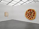 Installation view Solo booth exhibition of Tom Friedman Frieze New York May 10 - 13, 2013