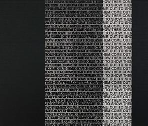 "Glenn Ligon ""Call and Response"""