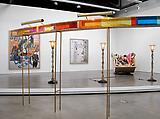 "Martin Kippenberger <i>""I Had A Vision""</i> Installation view Luhring Augustine, 2011"