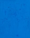 Josh Smith <i>Blue</i>, 2013 Oil on panel 60 X 48 inches  (152.4 X 121.92 cm) JSP13058