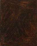 Josh Smith <i>Brown</i>, 2013 Oil on panel 60 X 48 inches  (152.4 X 121.92 cm) JSP13064