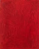 Josh Smith <i>Red</i>, 2013 Oil on panel 60 X 48 inches  (152.4 X 121.92 cm) JSP13079