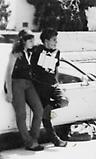 Larry Clark <i>Jonathan and Cindy</i>, 2004 Print: 2014 Pigment print Image size:  20 x 12 inches Paper size: 24 x 16 inches