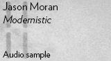 "Jason Moran - ""Modernistic"""