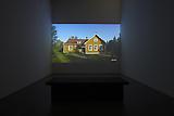 Guido van der Werve  <i>Nummer veertien, home</i> Installation view Luhring Augustine, 2012