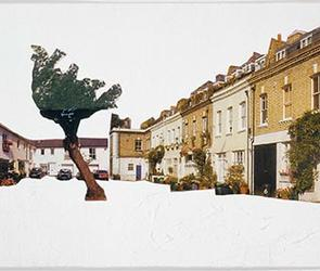 """Rachel Whiteread in """"Branches"""" at Museum Sinclair-Haus"""