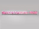 Ragnar Kjartansson <i>Scandinavian Pain</i>, 2006-2012 Neon From an edition of 3 6 x 96 inches (15.24 x 243.84 cm)