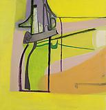 Amy Sillman Untitled, 2012 Oil on canvas 49 x 51 inches  (124.46 x 129.54 cm)