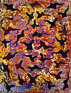 Philip Taaffe <i>Polygon (Interpenetration)</i>, 2008 Mixed media on canvas 50 x 38 1/4 inches (127 x 97 cm)