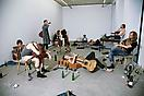 Ragnar Kjartansson <i>Take me here by the Dishwasher, Memorial for Marriage</i>, 2011 Performance views, BAWAG Contemporary, Vienna, Austria (May 6 — June 26, 2011)