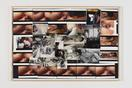 Larry Clark Untitled, 1972 - 2014 Black and white and color photographs on foamcore 42 9/16 x 62 9/16 inches  (108.11 x 158.91 cm)