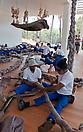 Tunga Pavilion Performance 2012 Inhotim - Instituto de Arte Contemporanea, Brumadinho, MInas Gerais, Brazil