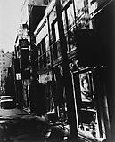 Daido Moriyama Shinjuku, 1976 Vintage black and white print  15 7/8 x 12 7/8 inches C18672