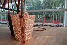 Tunga Pavilion Installation 2012 Inhotim - Instituto de Arte Contemporanea, Brumadinho, MInas Gerais, Brazil