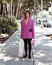 Joel Sternfeld <i>A Woman Out Shopping with Her Pet Rabbit, Santa Monica, California, August 1988</i> from <i>Stranger Passing</i> Ektacolor print mounted on plexi Edition of 7 with 3 artist's proofs 36 1/4 X 45 3/4 inches (92.08 X 116.21 cm)