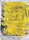 Christopher Wool Untitled, 1995 Enamel on aluminum 84 X 60 inches  (213.36 X 152.4 cm)