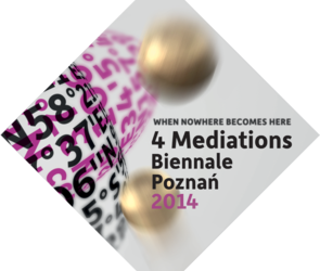 Johannes Kahrs in The 4th Mediations Biennale