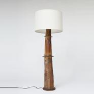 image La Borne - Ceramic floor lamp