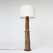 image La Borne - Ceramic floor lamp