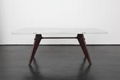 image Jean Prouvé - Aluminum Dining Table / SOLD