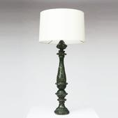 image Guidette Carbonell - Ceramic table lamp / SOLD