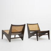image Pierre Jeanneret - Pair of