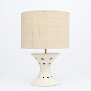 image Roger Capron - Ceramic table lamp / SOLD