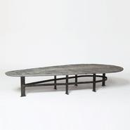 image Pia Manu - Ovale coffee table