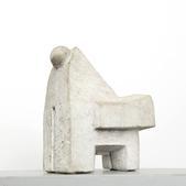 """image Peter-Pierre Székely - """"La Bête Ailée"""" Sculpture / SOLD"""