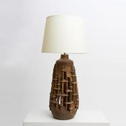 image La Borne - Large table lamp / SOLD