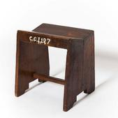 image Pierre Jeanneret - All wood stool / SOLD