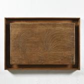 image Le Corbusier & Giani Rattan Singh - Graffiti formwork / SOLD