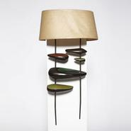 image Georges Jouve - Single sconce / SOLD