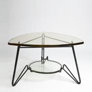 image Italian 1950 - Side table / SOLD
