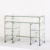 image René Coulon - Saint Gobain Glass Desk