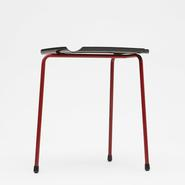 image Jean Prouvé - Red side table
