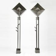 image Magnousson - Pair of floor lamps