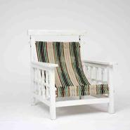 image Robert Mallet-Stevens - Striped Lounge Chair