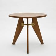 image Jean Prouvé - Pedestal Table
